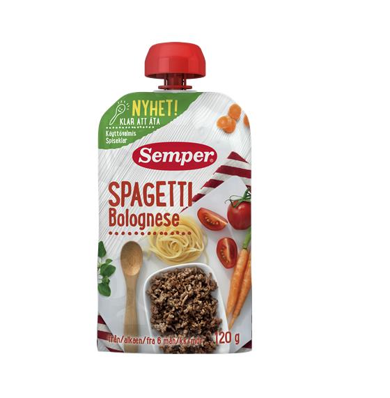 Semper spagetti Bolognese 6k